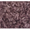 Rectangle Beads 5X2.6mm Square Hole Purple Luster Matte